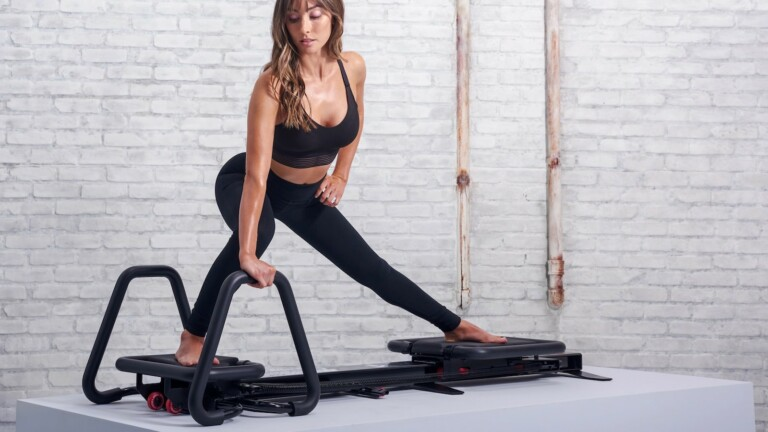Lagree Fitness The Micro #1 Lagree workout equipment makes home exercise so easy