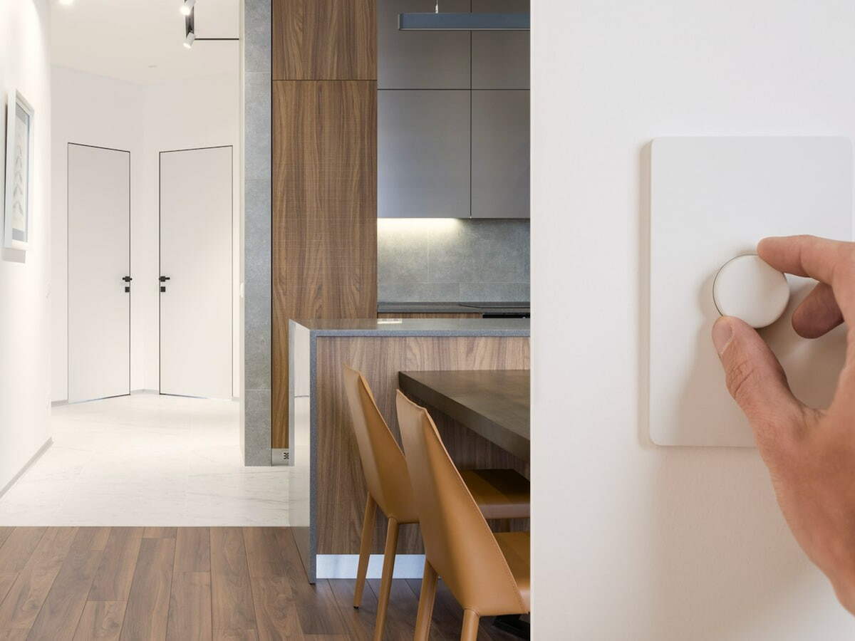 Nokia Smart Lighting Dial provides precise and customizable dimming on lighting fixtures thumbnail