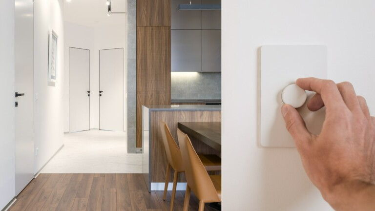 Nokia Smart Lighting Dial provides precise and customizable dimming on lighting fixtures
