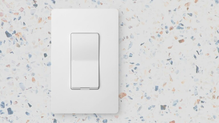 Nokia Smart Lighting Paddle is both a switch and a dimmer without any complicated buttons