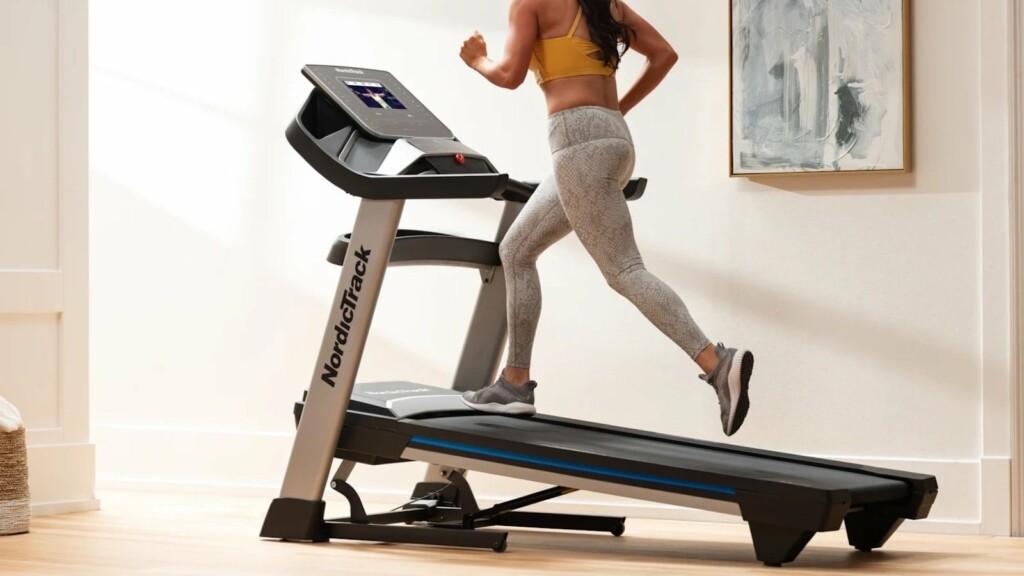 NordicTrack EXP 10i personal home treadmill