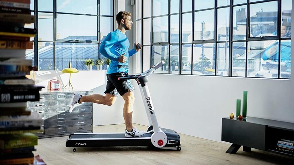 Reebok i-Run 3 foldable treadmill