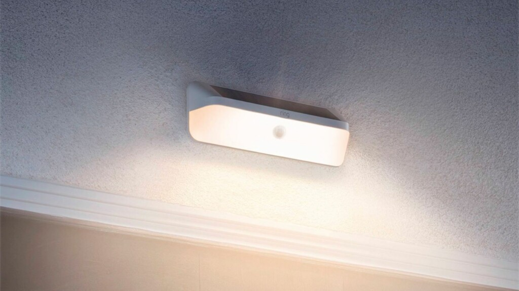 Smart home light guide 2021: Philips, Wemo, and more Ring Wall Light Solar