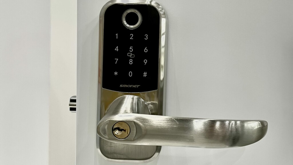 The latest smart door locks to buy for your home—which one to buy in 2021 SMONET Keyless Smart Lock