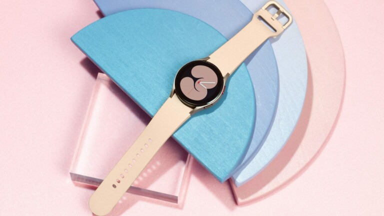 Samsung Galaxy Watch4 Series holistic smartwatches use Wear OS powered by Samsung