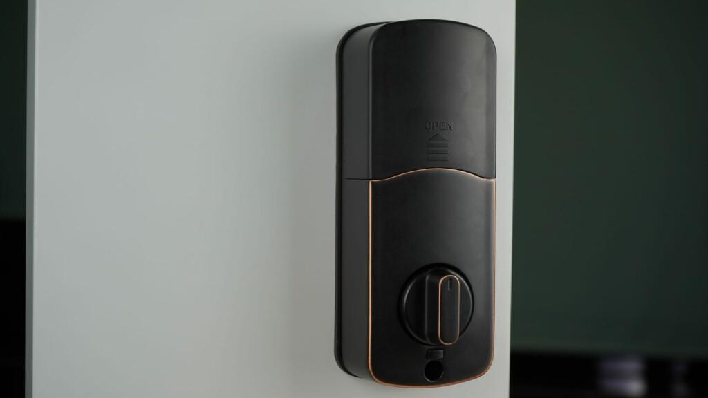 The latest smart door locks to buy for your home—which one to buy in 2021 Smonet Keyless Smart Door Lock