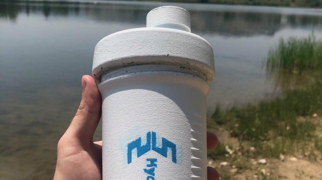 Striline HydroTonic Shaker Bottle