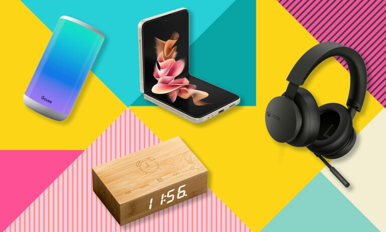 The coolest tech gadgets we've discovered in August that you'll want to put on your Christmas wish list
