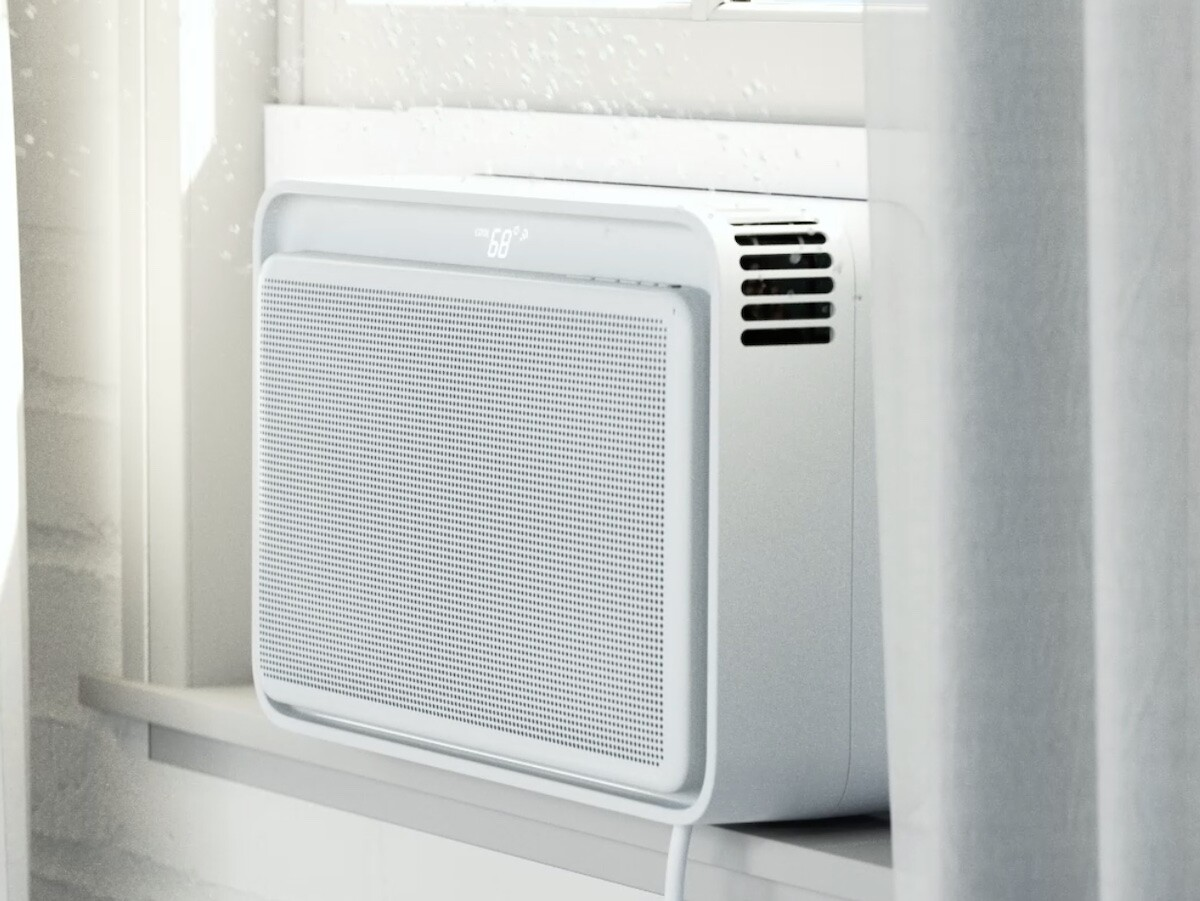 The Windmill AC smart minimalist air conditioner is efficient and easy to install