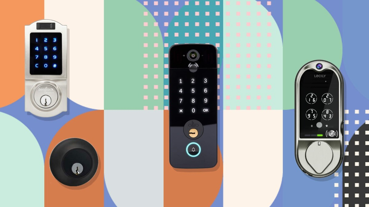 The latest smart door locks to buy for your home—which one to buy in 2021