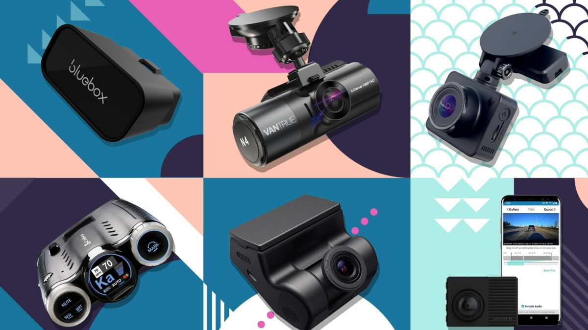 7 Useful dashcams that can actually help you lower your car insurance