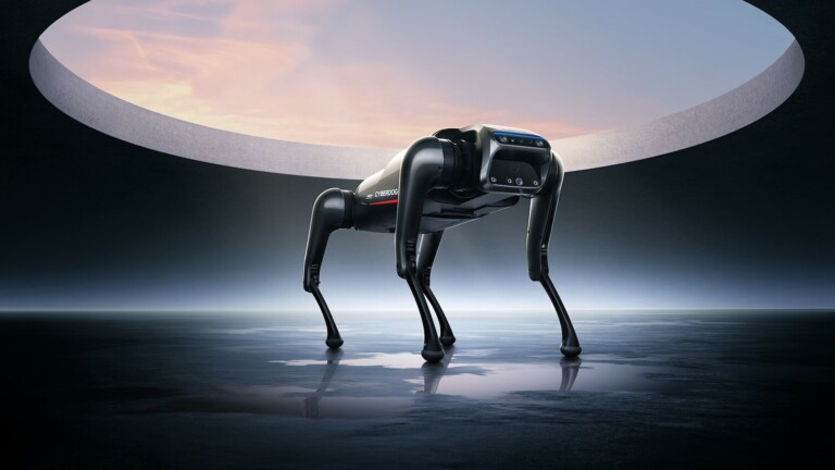 Xiaomi now has a CyberDog in its fleet, and you can even buy one yourself today