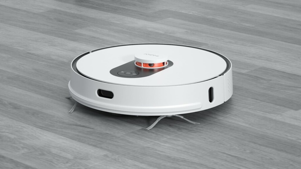 This self-emptying, self-sterilizing robot vacuum is ideal for these 4 types of people