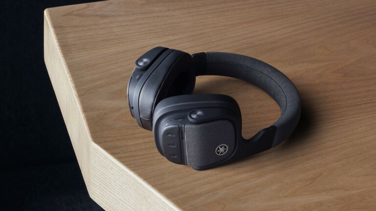 Yamaha YH-L700A wireless noise-cancelling headphones use 3D Sound with head tracking