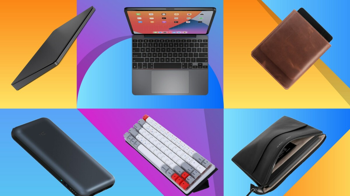 Best iPad accessories—everything you can buy right now