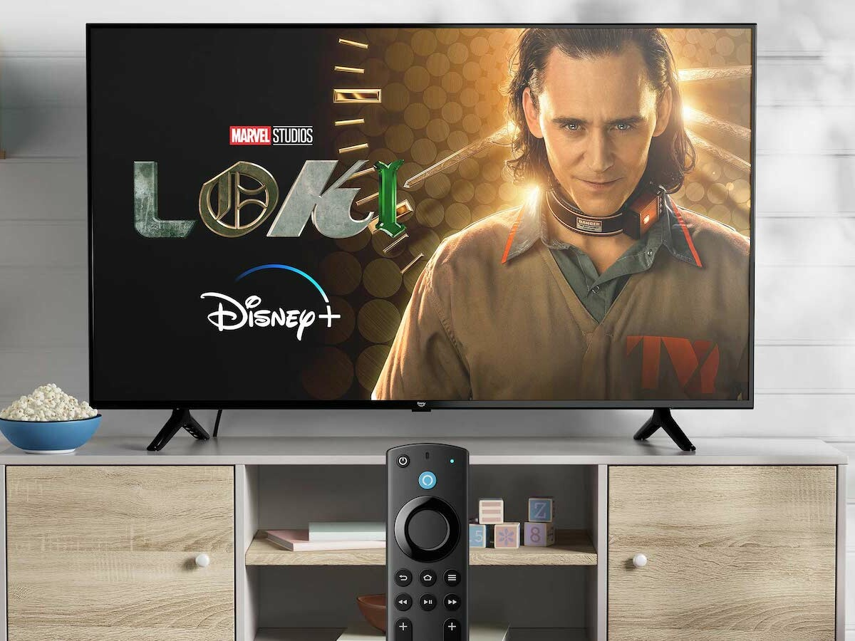 Amazon Fire TV 4-Series 4K UHD smart TV delivers 4K Ultra HD, HDR 10, & Dolby Digital Plus