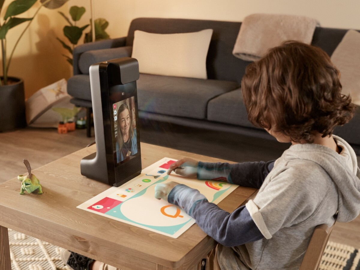 Amazon Glow smart display projector combines video calling with immersive projection