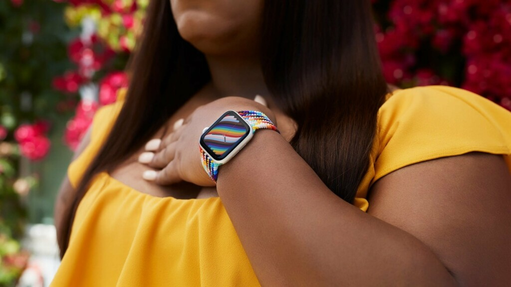 Apple Watch Pride Edition bands
