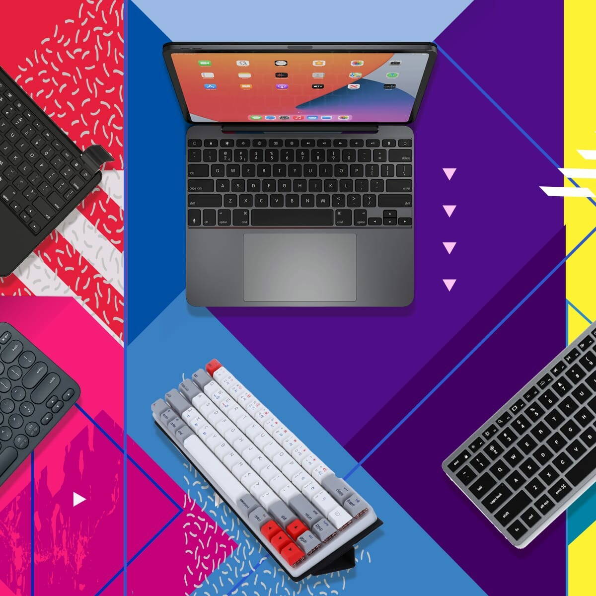 Best iPad keyboards you can buy thumbnail