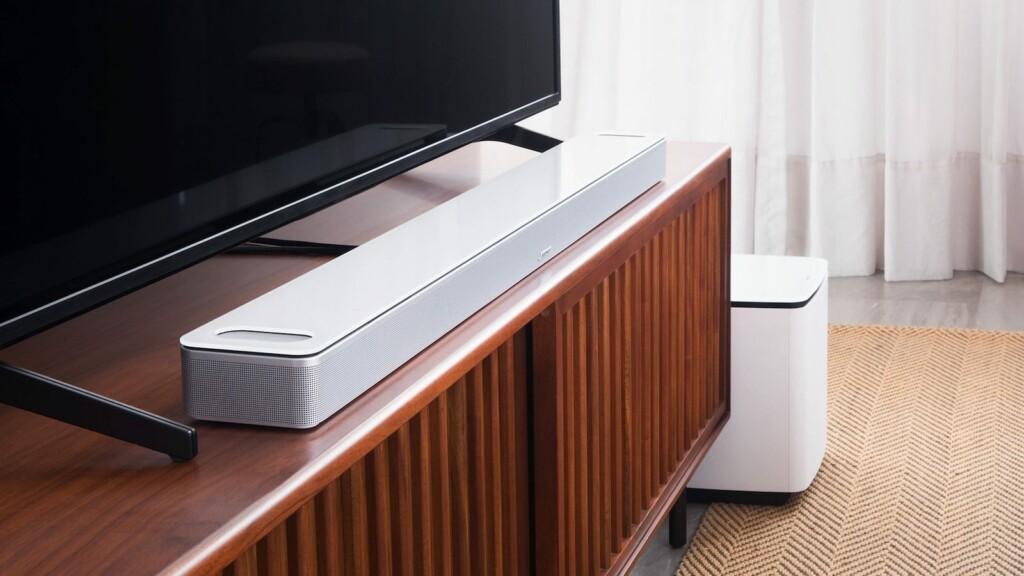 Bose Smart Soundbar 900 with Dolby Atmos