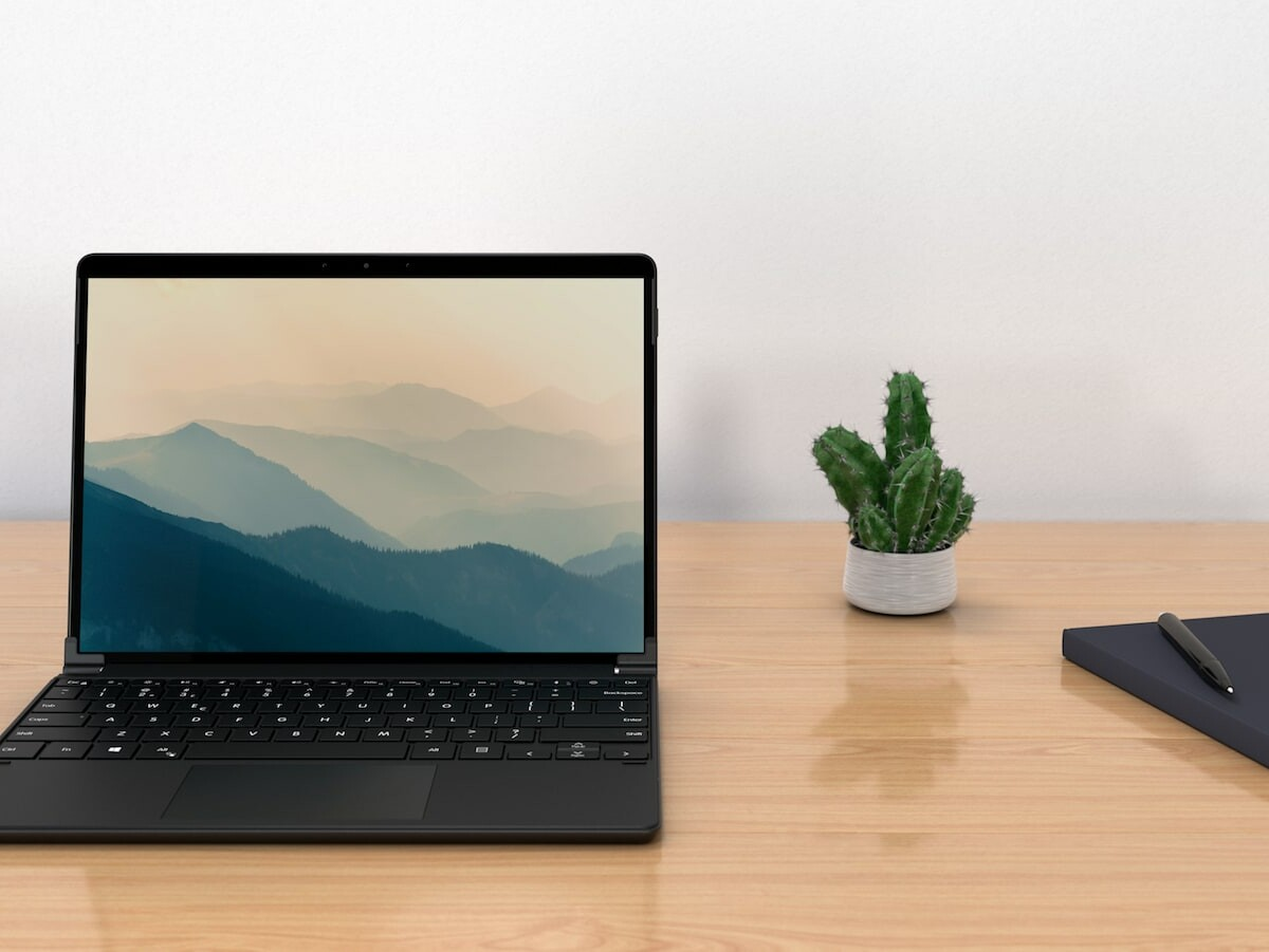 Brydge SP+ wireless keyboard for Surface Pro 8 transforms your tablet into a laptop