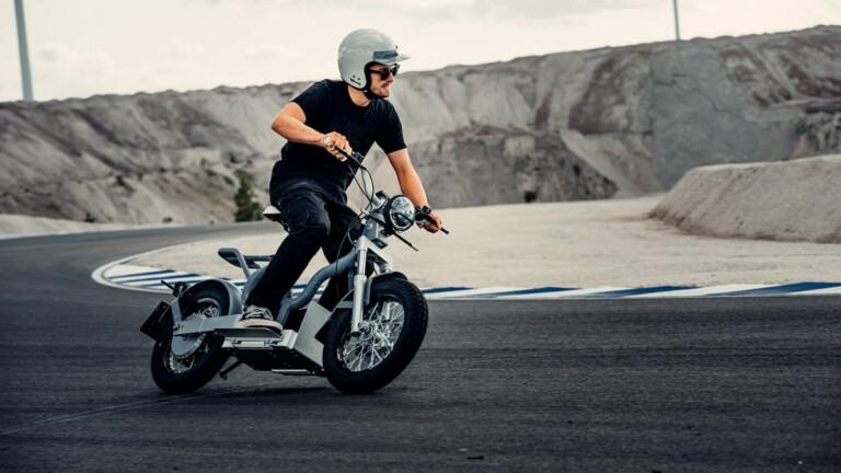 CAKE Makka versatile electric moped collection features 8 configuration bundles