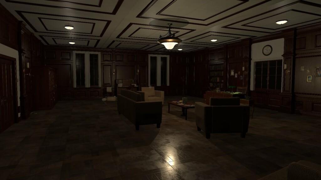 Corvus Studio 13 Origin escape room video game