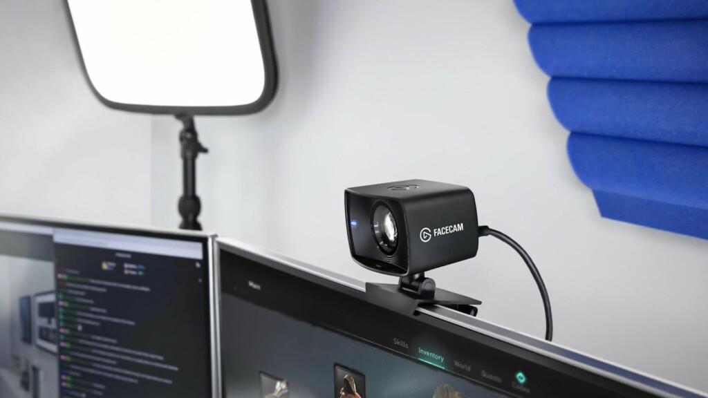 Elgato Facecam pro webcam