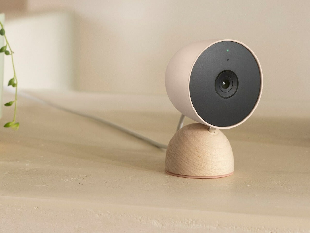 Google Nest Cam (wired) security camera is considered the second-generation indoor cam