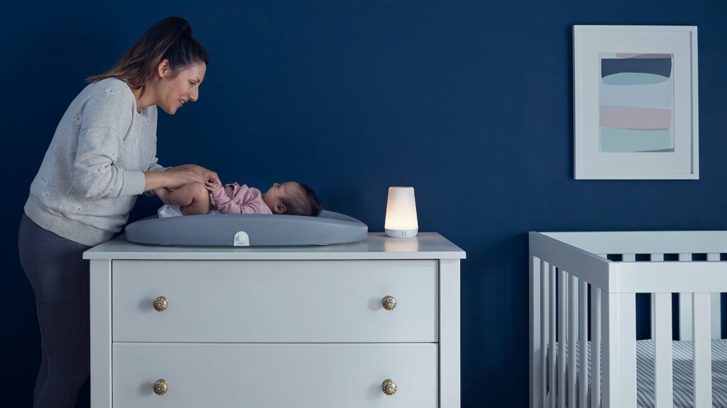 Must-have parenting gadgets you need for your home Hatch Rest+ Wi-Fi Night-Light