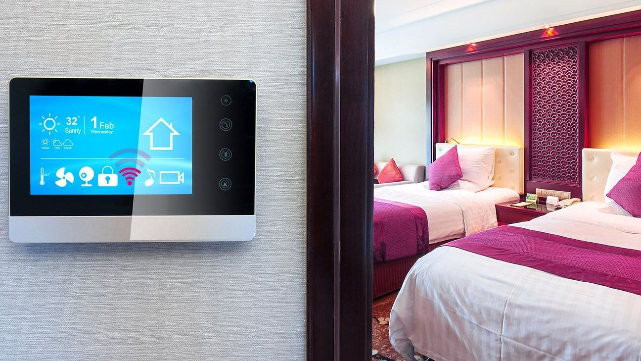 The future of hospitality tech: keyless entries, welcome robots, and more