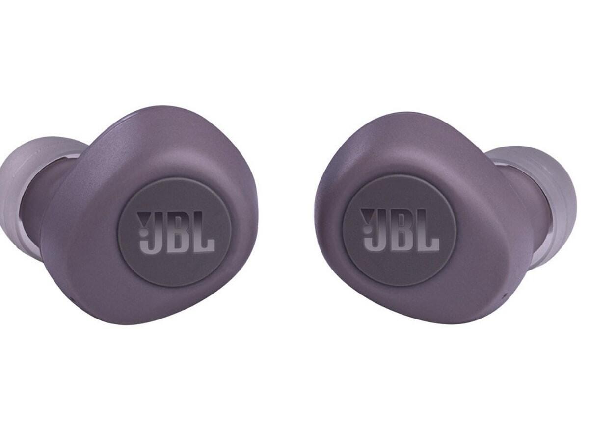 JBL Vibe 100TWS true wireless Bluetooth earbuds feature 8 mm drivers for deep bass