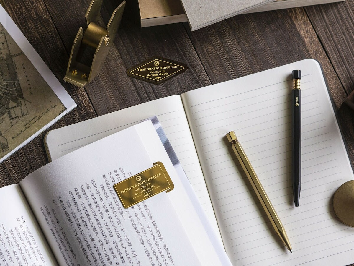 ystudio STAT series pens and pencils are designed as inspiring writing instruments