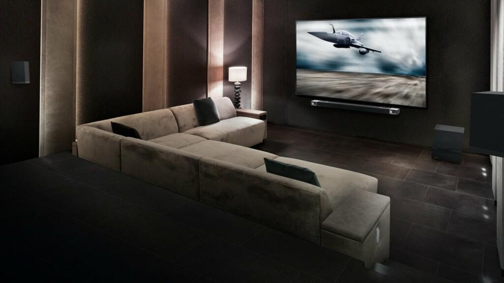 Klipsch Cinema 1200 Dolby Atmos sound bar