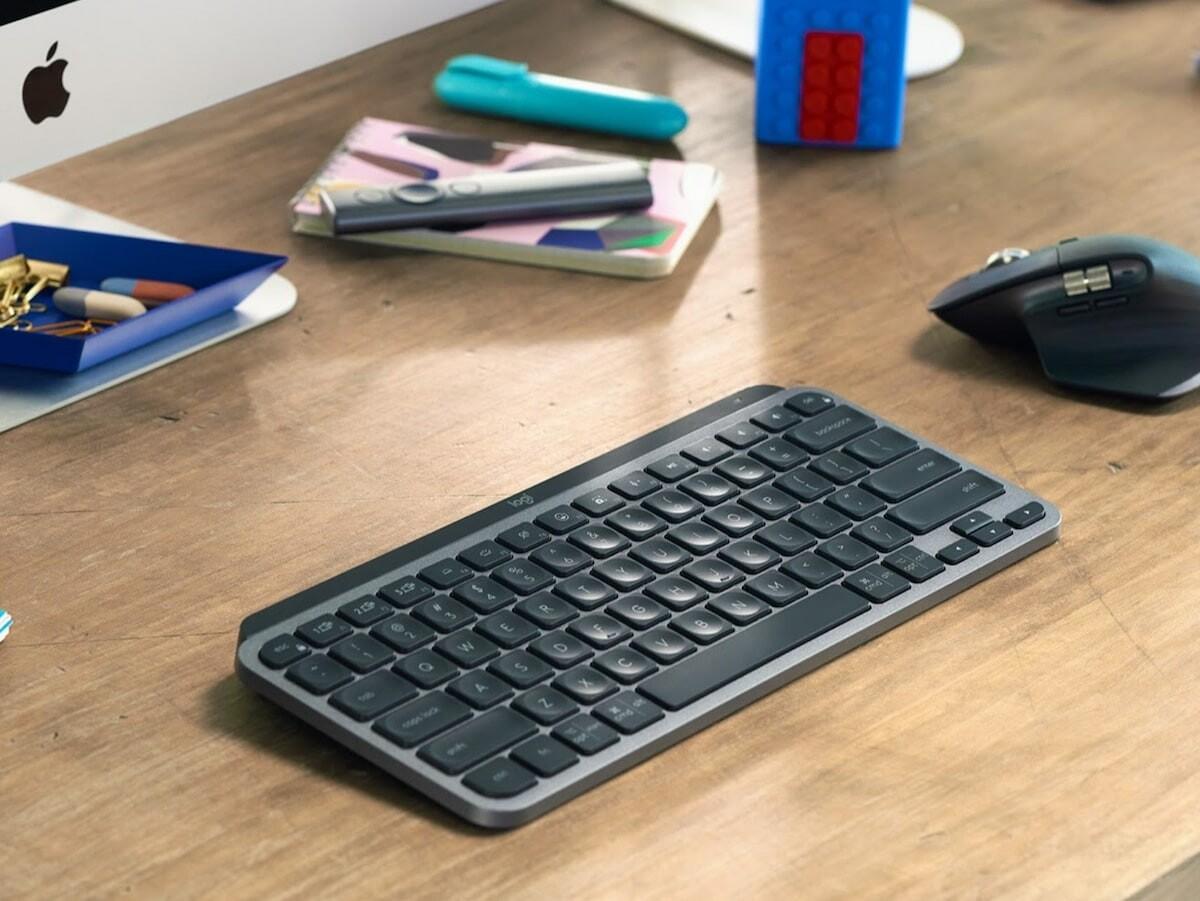 Logitech MX Keys Mini Series wireless keyboards last for 10 days & have proximity sensors