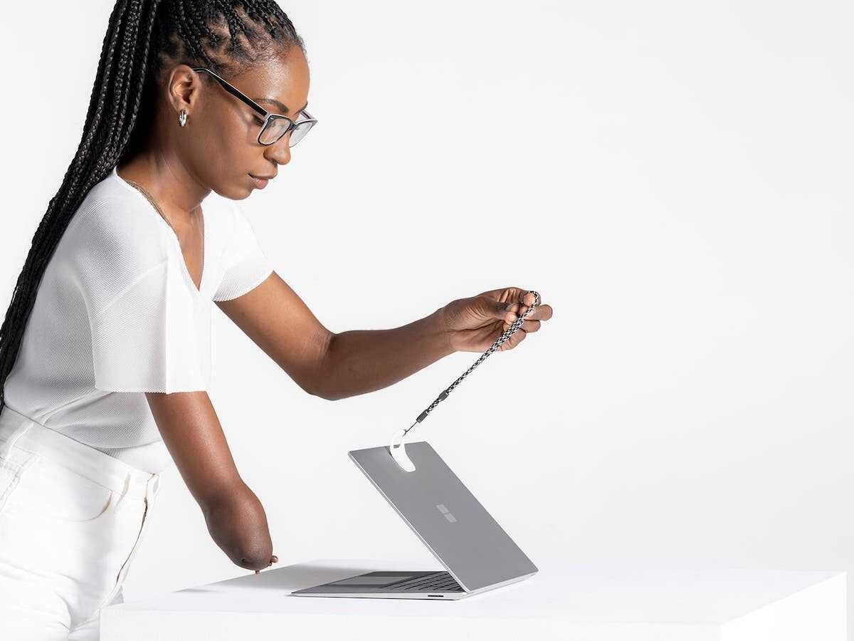 Microsoft Surface Adaptive Kit accessibility tools make devices more functional for all