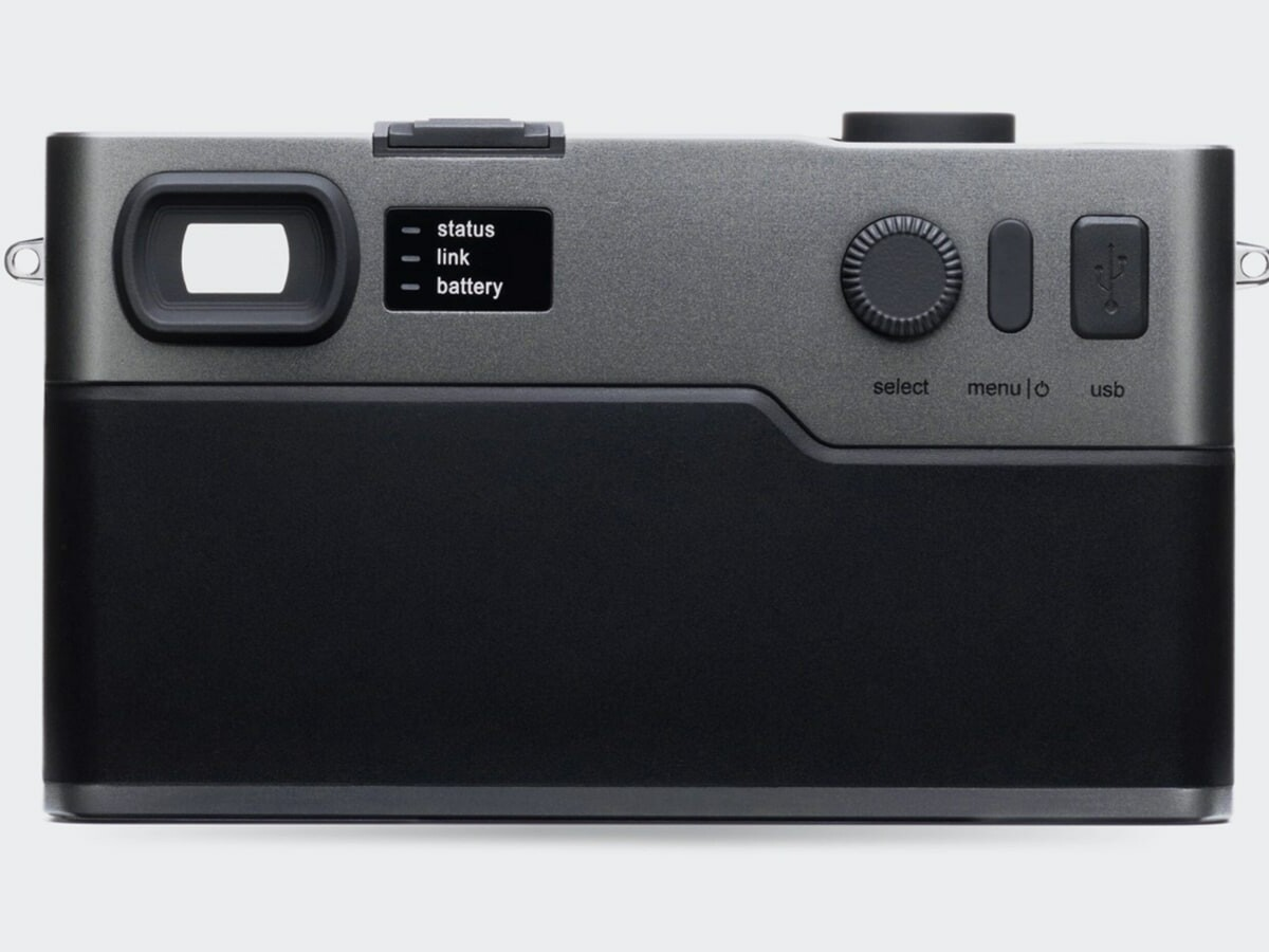 New Pixii Camera features a new 26 MP BSI image sensor and an interactive viewfinder