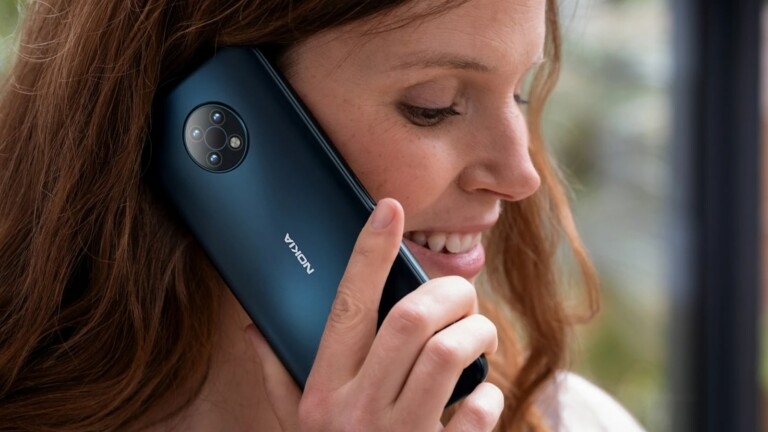 Nokia G50 5G smartphone has a 5,000 mAh long-lasting battery and a 6.82-inch HD+ screen