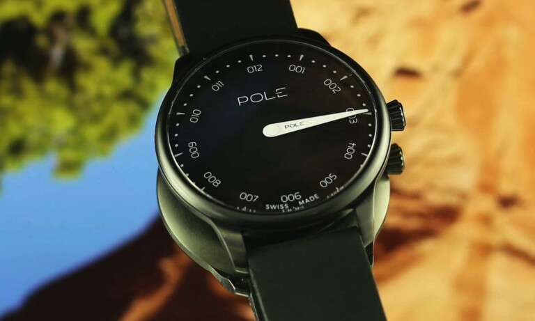 This slow-philosophy watch collection reminds you to slow down and live in the moment