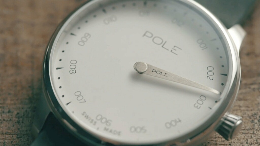 Pole Watches Akili Collection slow-paced timepieces