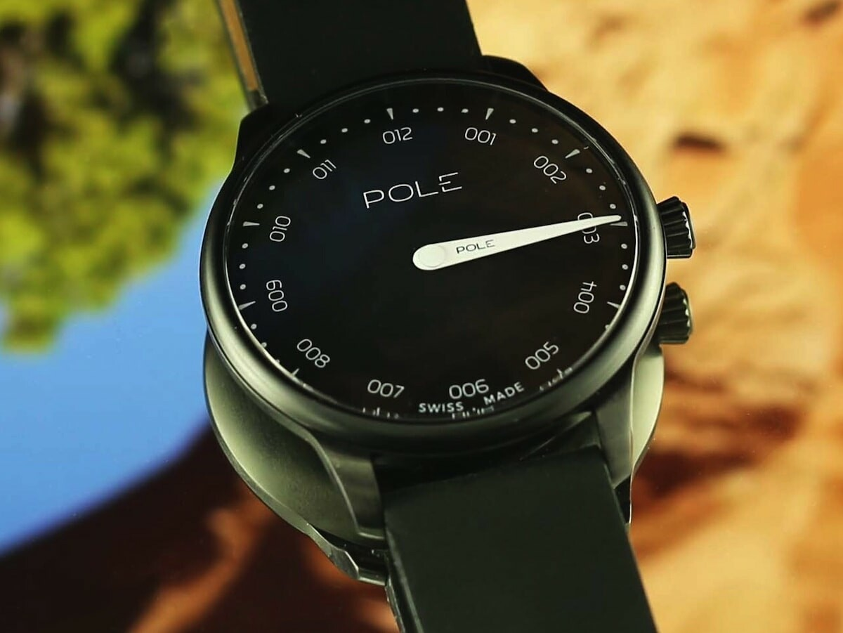 Pole Watches Akili Collection slow-paced timepieces blend Swiss tech & African philosophy