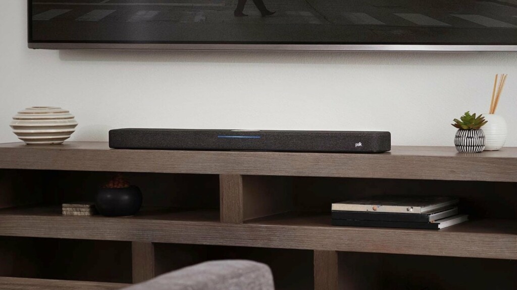 Build an affordable home cinema setup with these gadgets Polk Audio React home theater soundbar