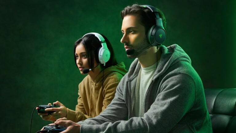 Razer Kaira X for Xbox wired headset utilizes Razer TriForce 50 mm drivers for crisp sound