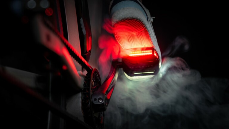 Redshift Arclight LED Bike Pedals amplify your motion for up to 57% more visibility