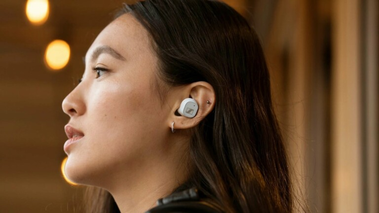 Sennheiser CX Plus True Wireless earbuds have ANC and Transparent Hearing for versatility