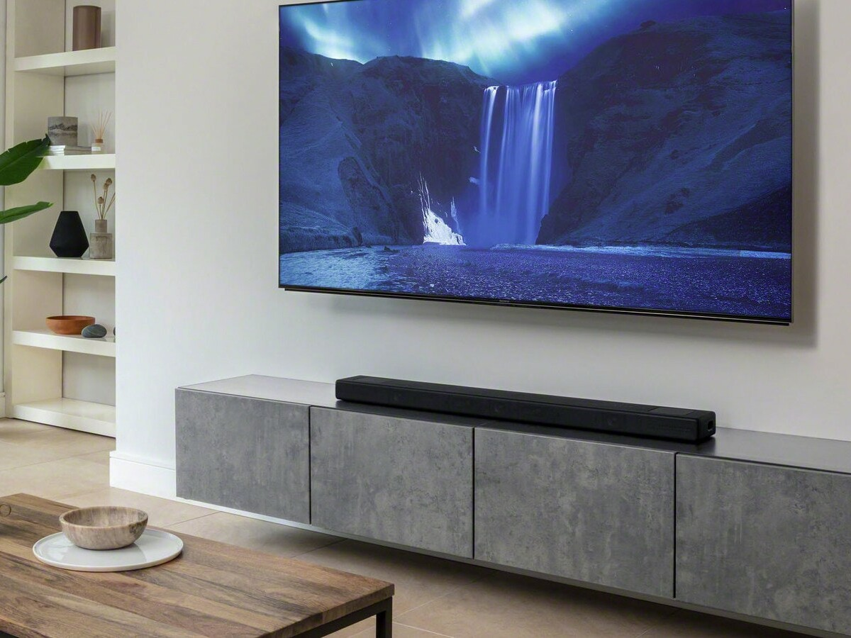 Sony HT-A5000 5.1.2ch Dolby Atmos Soundbar has a Vertical Surround Engine and more thumbnail