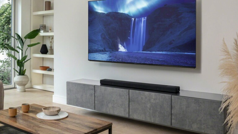 Sony HT-A5000 5.1.2ch Dolby Atmos Soundbar has a Vertical Surround Engine and more