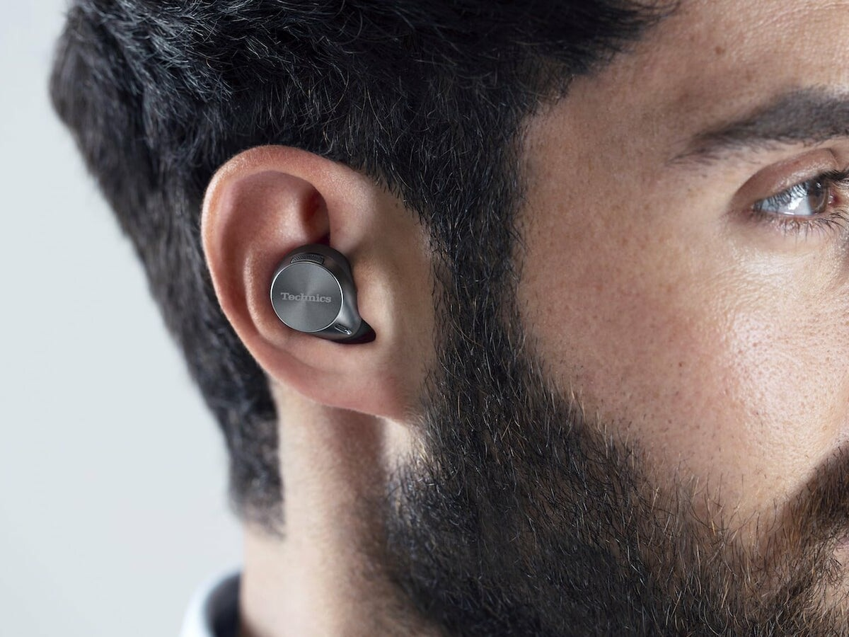 Technics EAH-AZ60 noise-canceling earbuds have 8 mm drivers and support LDAC audio