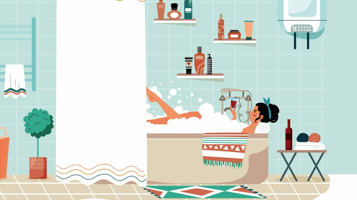 Ultimate gadget list for those who love taking bubble baths