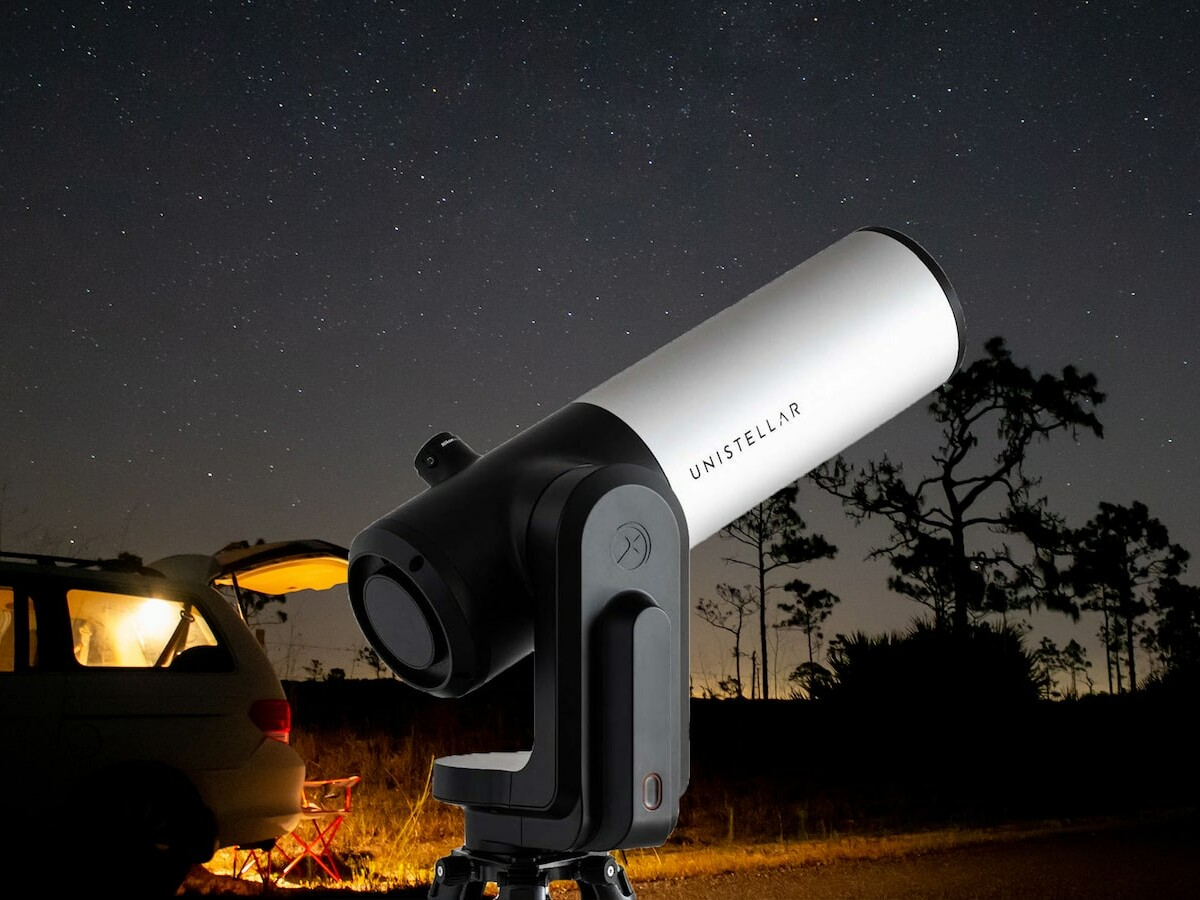 Unistellar eVscope 2 smart telescope offers Automated Field Detection and Enhanced Vision